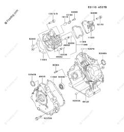 kawasaki engine diagram wiring diagram centrekawasaki 4 stroke engine fe290d oem parts diagram for cylinderkawasaki engine [ 917 x 1200 Pixel ]