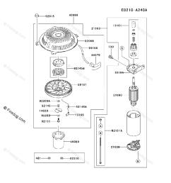 kawasaki 4 stroke engine fh500v oem parts diagram for starter firedog com [ 917 x 1200 Pixel ]