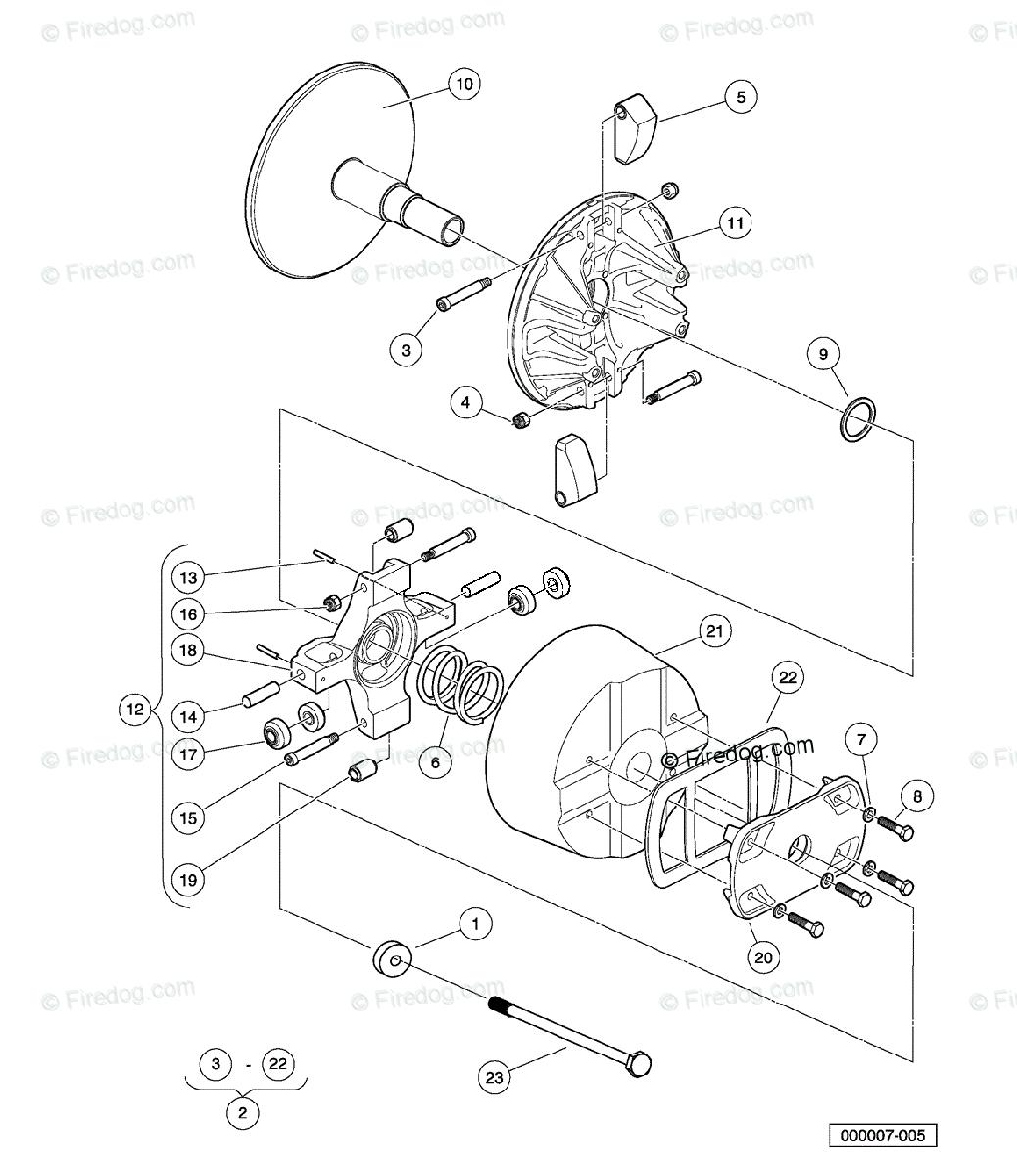 Husqvarna Utility Vehicle Huv 05 Oem Parts