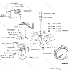 husqvarna ride mower rider pro 15 2003 01 oem parts diagram for electrical firedog com [ 1180 x 1101 Pixel ]