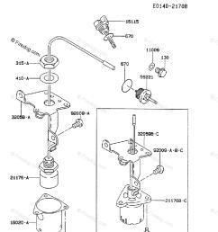 kawasaki 4 stroke engine fa210d oem parts diagram for lubrication equipment firedog com [ 917 x 1200 Pixel ]