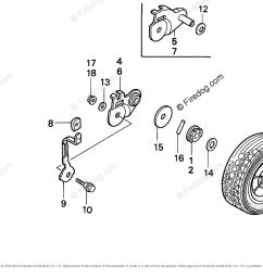 honda power equipment lawn mower hr215k1 sxa lawn mower usa vin mzam 6200001 oem parts diagram for rear wheel firedog com [ 1180 x 889 Pixel ]