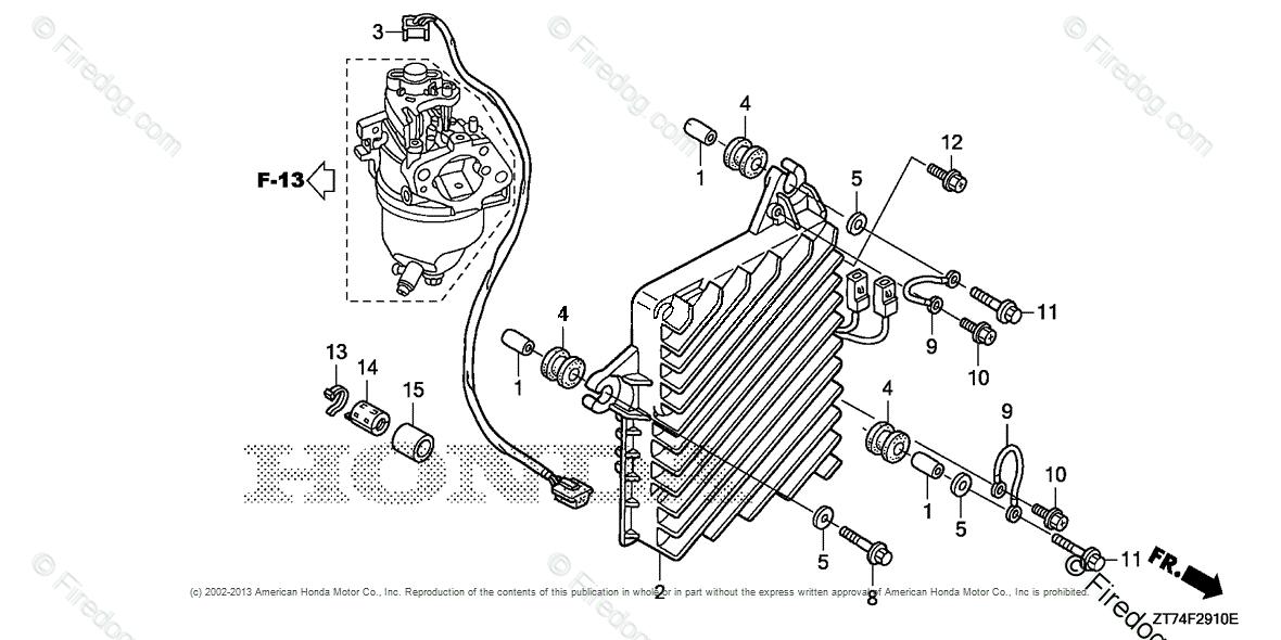 [DIAGRAM] Honda Eu3000 Generator Wiring Diagram FULL