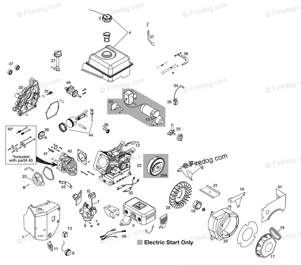 medium resolution of husqvarna snow blower 1827 sb 961930047 2009 07 oem parts diagram for engine firedog com