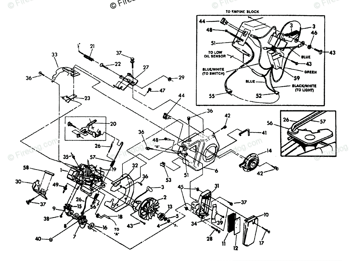 Briggs Amp Stratton Power Products United States Pressure Washers Oem Parts Diagram For Gn 160