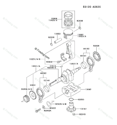kawasaki 4 stroke engine fe290d oem parts diagram for piston crankshaft firedog com [ 917 x 1200 Pixel ]