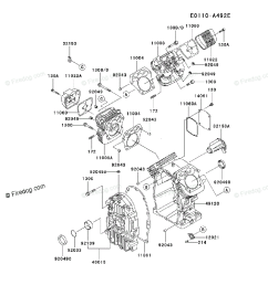 kawasaki 4 stroke engine fh721d oem parts diagram for cylinder crankcase firedog com [ 917 x 1200 Pixel ]