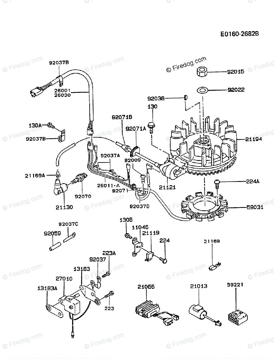 画像 kawasaki fc420v 119902-Kawasaki fc420v manual