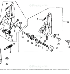 honda engines engine gv oem parts diagram for control lever governor arm firedog com [ 1180 x 743 Pixel ]