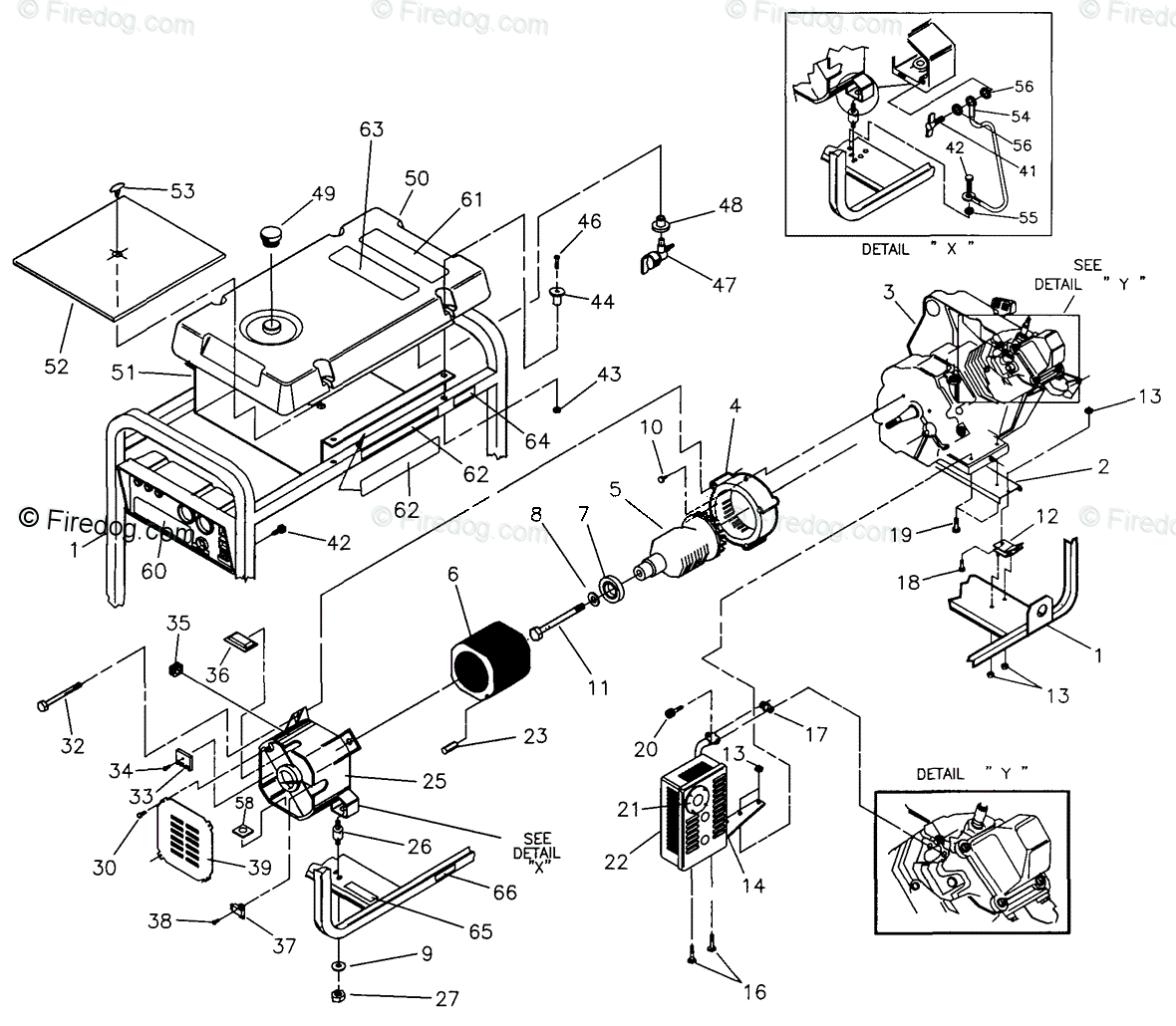 Wiring Diagram Database: Briggs And Stratton Generator
