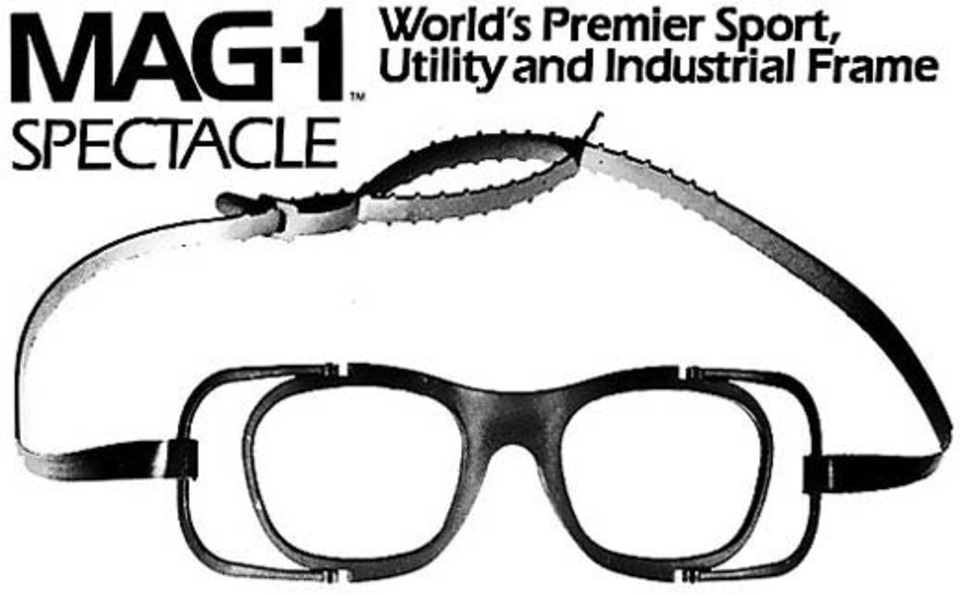 American Airworks MAG-1 Spectacle in PPE