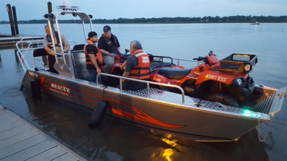 Stanley Aluminum Boats Fire Rescue Ems Sar Stanley
