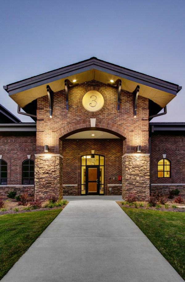 Fire Station Design - North Augusta Sc #3