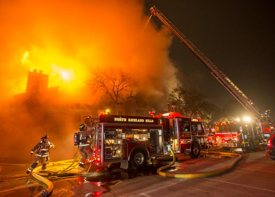 Protection Foam Water Fire