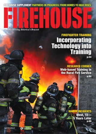 Firehouse Magazine July 2018  Firehouse