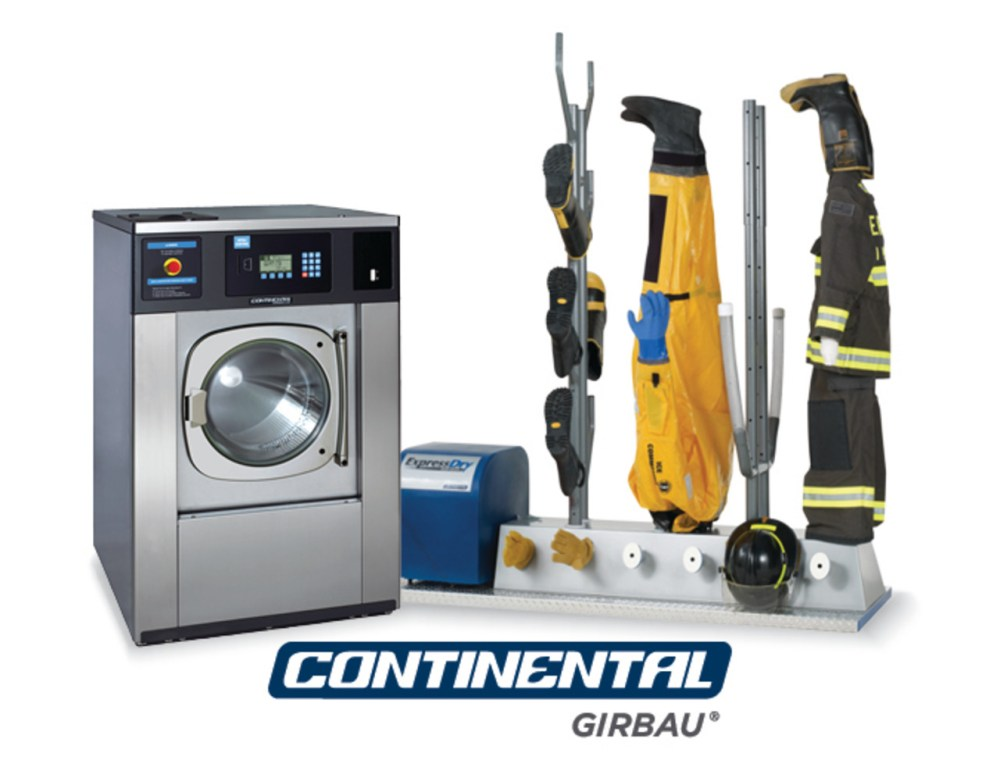 medium resolution of continental girbau says firefighters should use grants for gear cleaning equipment