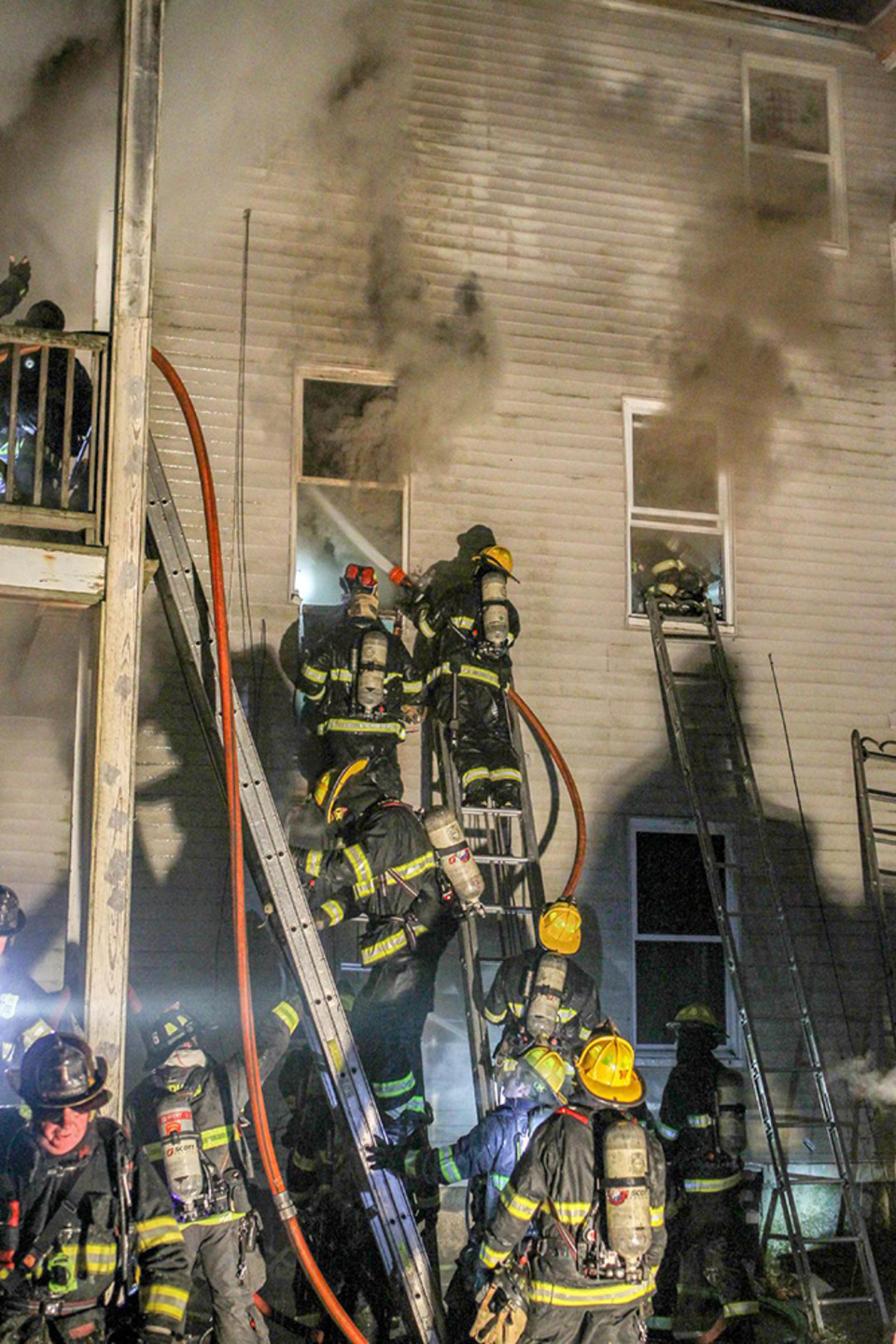 Worcester Ma Firefighter Killed After Being Trapped In