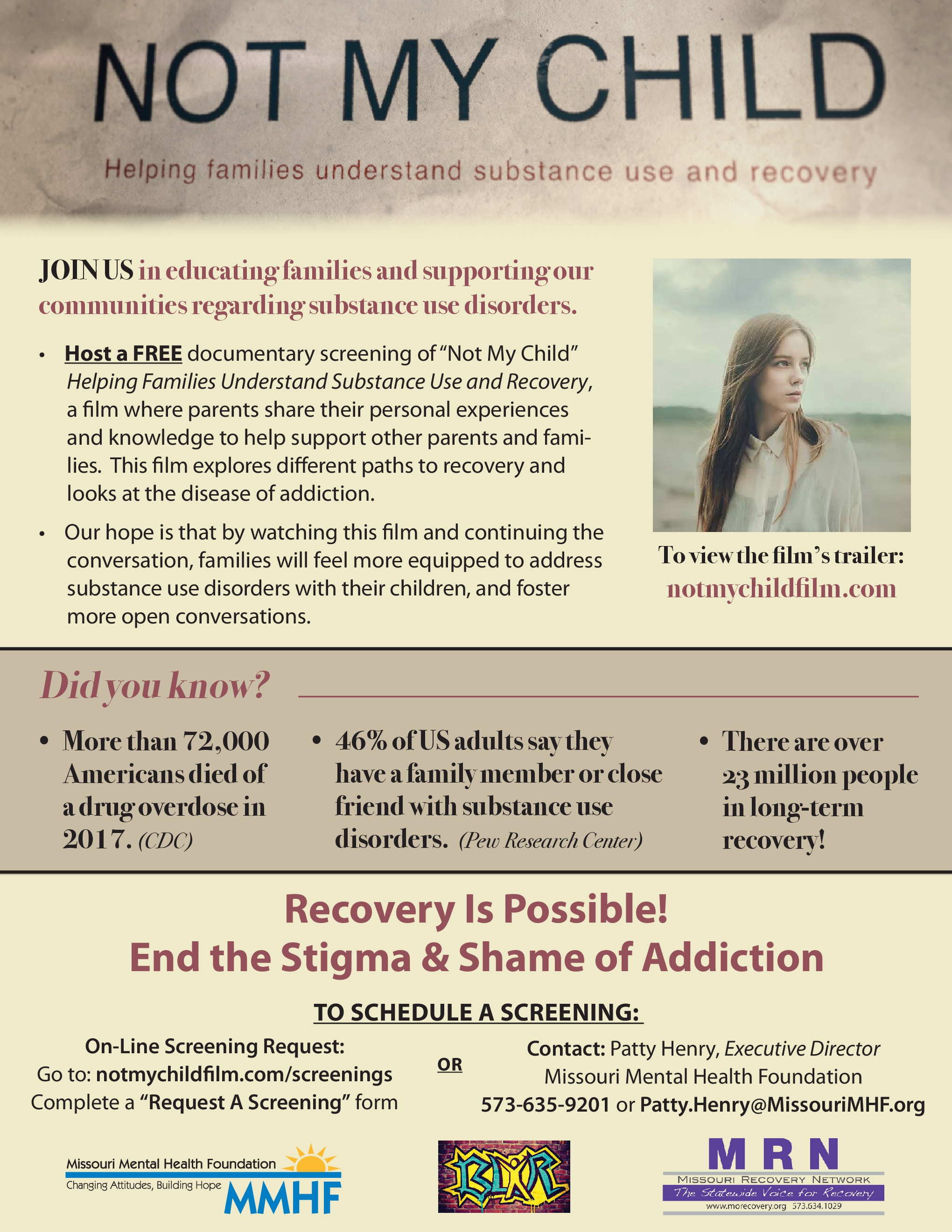 Missouri Recovery Network What We Do Family Recovery