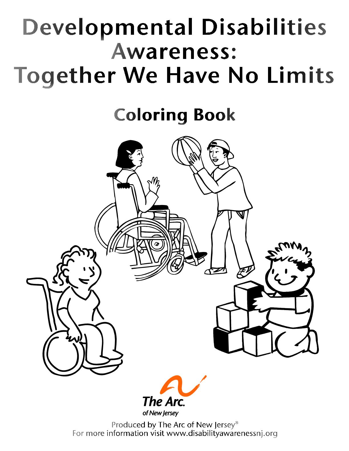 Developmental Disability Awareness Month