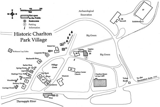 Historic Charlton Park : The Park : Take the Tour