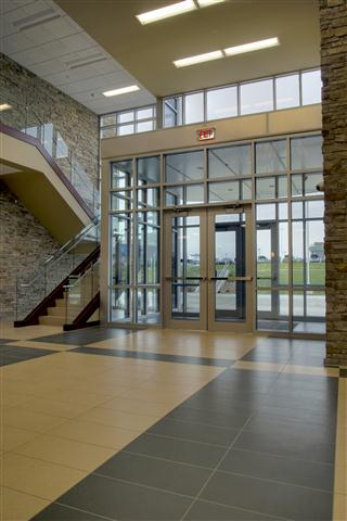 Architectural Design Associates  Portfolio  Financial Institutions  Midwest Bank New Branch