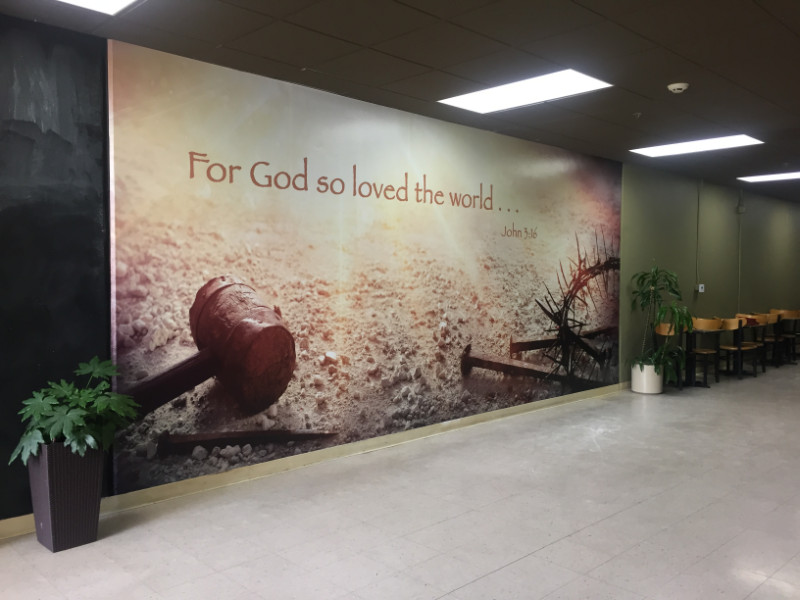 Church Signs  Graphics Religious Wall Murals Banners