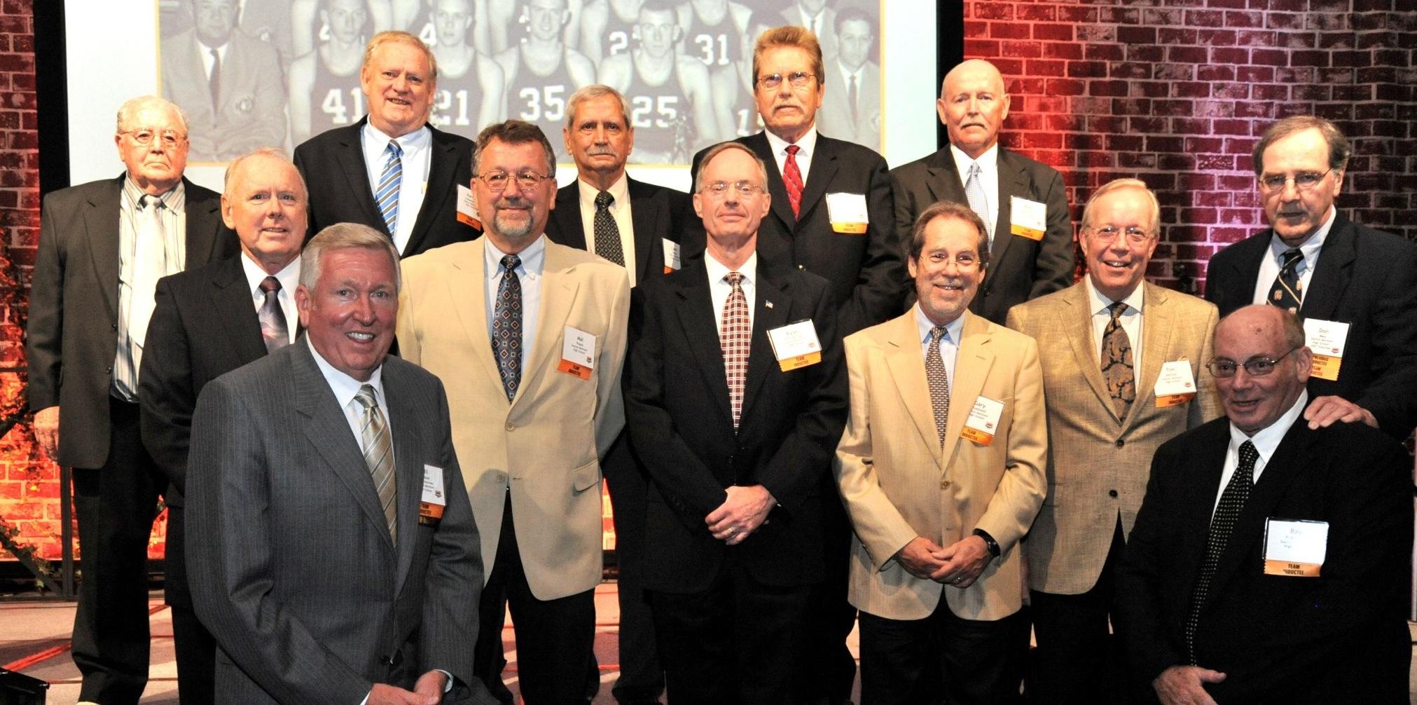 Ohio Basketball Hall Of Fame Hall Of Fame Inductees