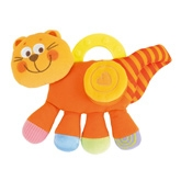 Teethers & Soothers - Chicco - Marmalade Kitten