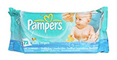 Baby Wipes - Pampers - Baby Wipes