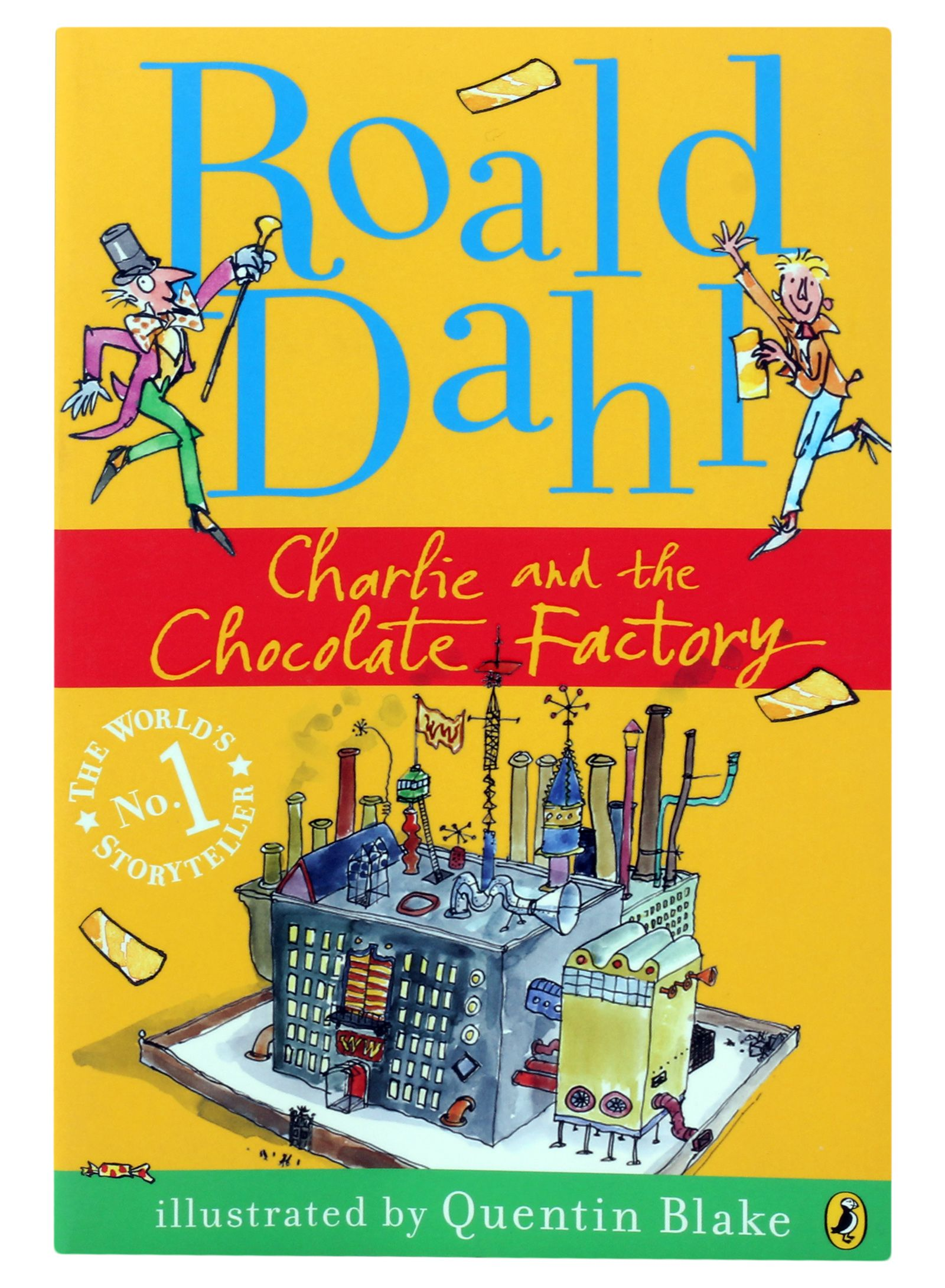 Charlie And The Chocolate Factory Book Quotes Quotesgram