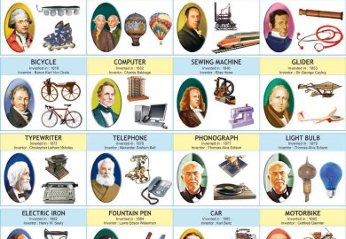The 50s The Technology Science And Inventions Inventors