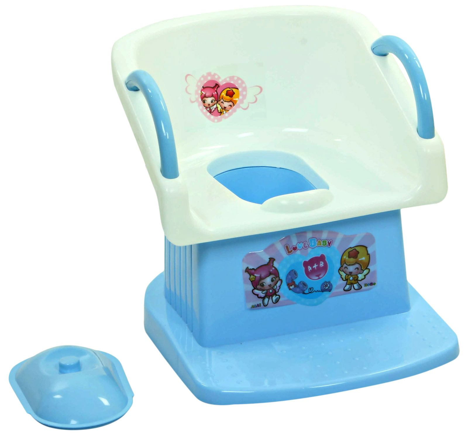 singing potty chair sleeper folding foam bed full size trained at night age disney musical seat