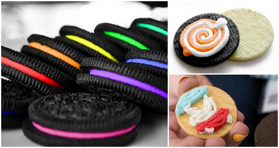 Futuristic Cookie Watch Oreo Makes 3d Printed Cookies At