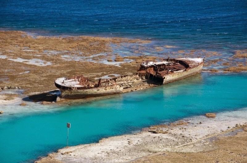 Мир заброшенных кораблей катастрофы, корабли
