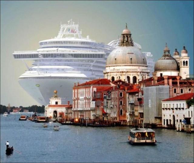 Bildergebnis für фото лайнер венеция