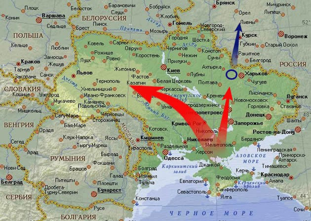 Битва за Крым. Подоплека крым, россия