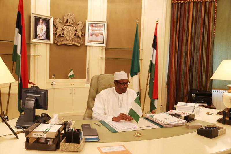 5. Нигерия. Кабинеты президентов, фото