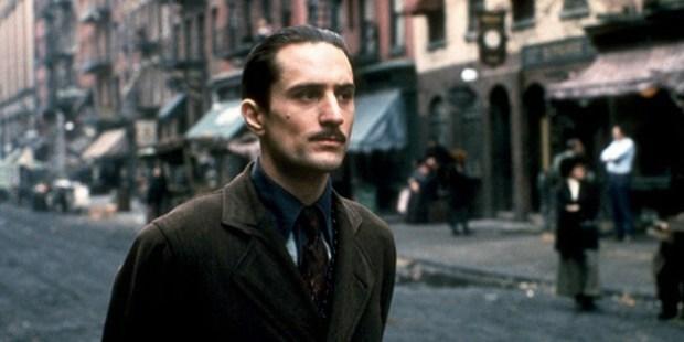 Крестный отец  robert, актер, ниро