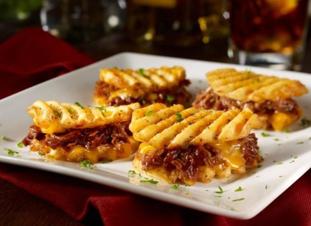 4. Бутерброд из чипсов еда, своими руками, сделай сам
