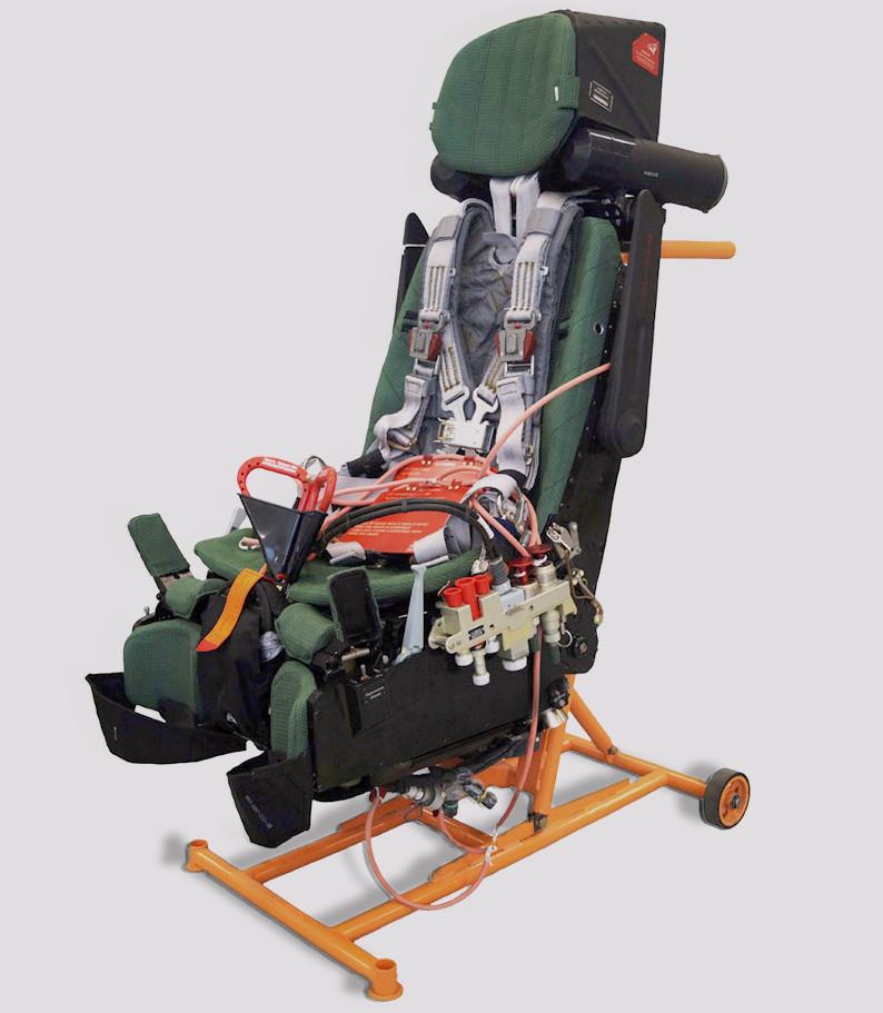 Катапультное кресло К-36Д-3,5 авиация, спасение, факты
