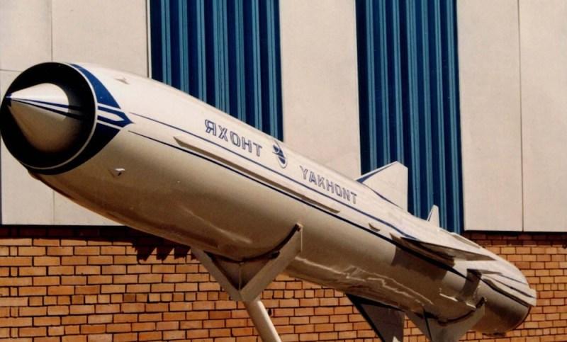 6. Противокорабельные ракеты «Оникс». вооружение, оружие, россия
