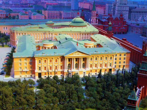 14-й корпус Московского Кремля