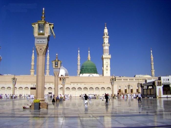 2. Масджид ан-Набави, Саудовская Аравия красота, мечеть, мир