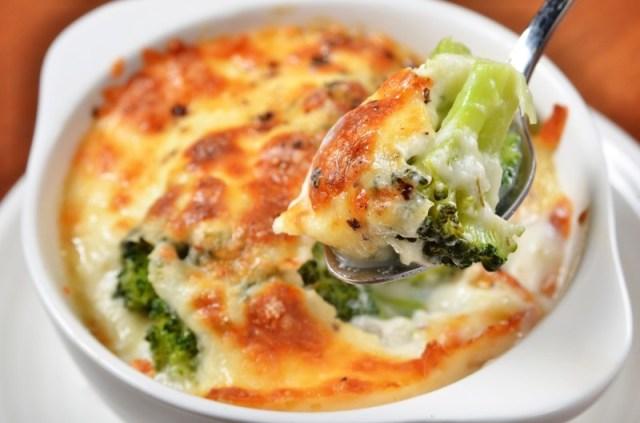 Запеканка с брокколи и сыром еда, запеканка, просто и вкусно
