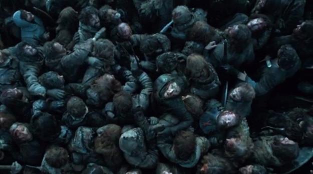 """15 невероятных фактов о съемках """"Битвы бастардов"""" игра престолов, искусство кино, режиссерские секреты, сериалы"""
