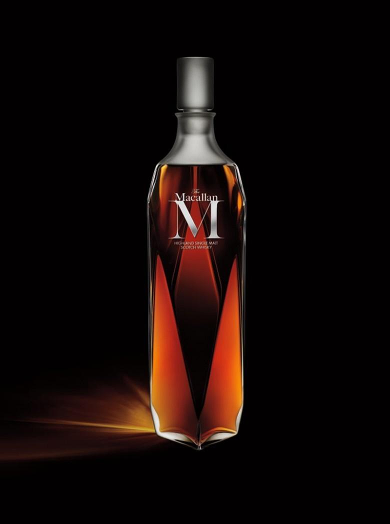 5. The Macallan 'M' Six Litre In Lalique – $628000 алкоголь, стоимость