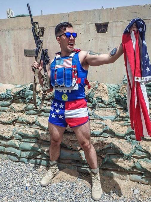 Вся суть американской демократии. патриоты, прикол, сша, юмор