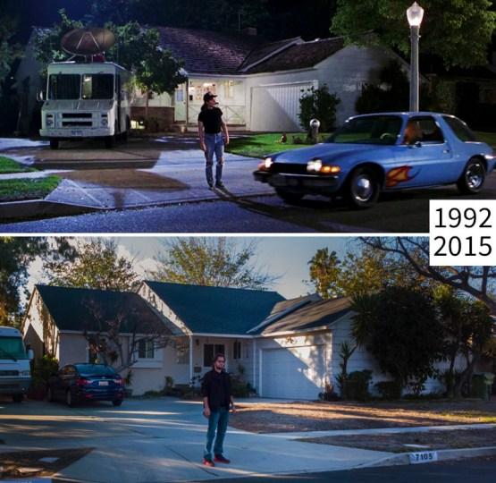 Мир Уэйна голливуд, кино, лос-анджелес, место съемки изменить нельзя