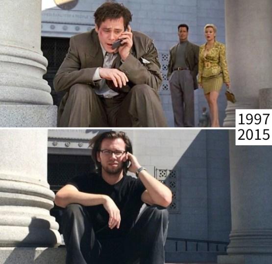 Лжец, лжец голливуд, кино, лос-анджелес, место съемки изменить нельзя