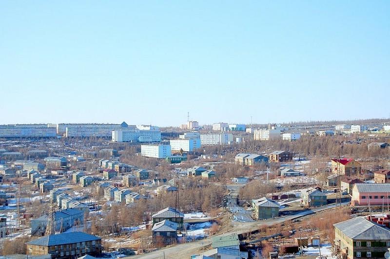 Посёлок Айхал, Якутия зона заражения, опасные места, радиация, россия